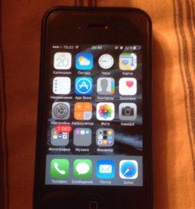 iPhone 4s 8gb продам или обменяю