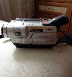 Видеокамера sony digital 560 zoom