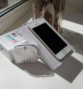 iPhone 5S gold 64 гб