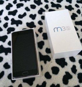 Мейзу M3s mini 32 гб