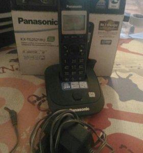 Цифровой беспроводной телефон с автоответчиком
