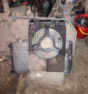 Радиатор на Ваз 2110-2170