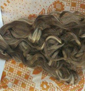 Накладные пряди для волос