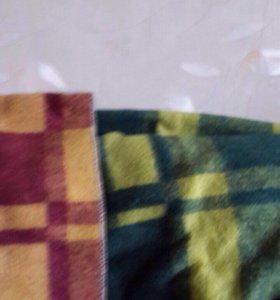 Шерстяные детские новые одеяла