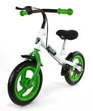 Беговел Moby kids, зелен