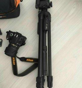 Nikon d5100 18-105 kit