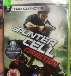 Tom Clancy's Splinter cell conviction (XBox360)