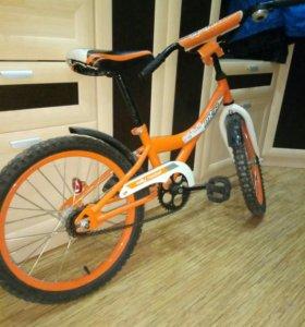 Велосипед детский Wily Rocket 16