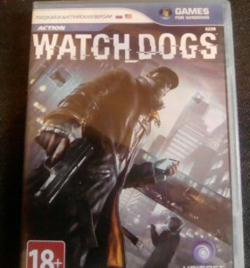 Диск watch dogs pc