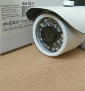 Аналоговая камера видеонаблюдения. HD качество