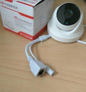 IP камера видеонаблюдения 3 мегапикселя.