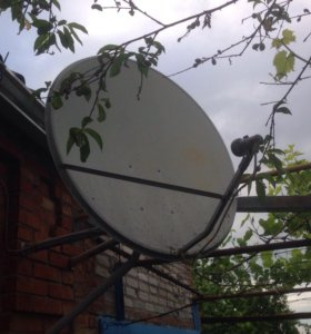 Спутниковая антена, ST 4200 цифр спутник приемник