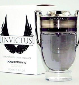 Тестер Paco rabanne ☁️🌬 Invictus ⭐️