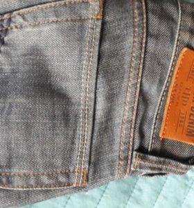 Hilfiger Armani джинсы 24 и 27