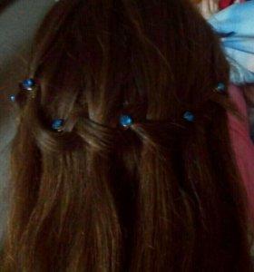 Создаю причёски из ничего