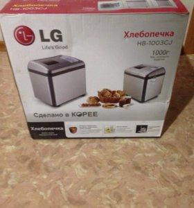 Продам хлебопечку LG 1003 CJ