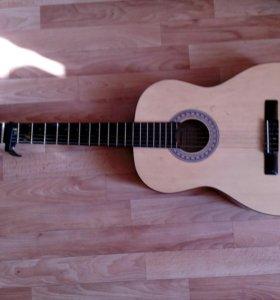 Гитара 6 ти струнка