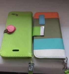 Чехлы для iPhone 5/5s/SE (3 шт.)