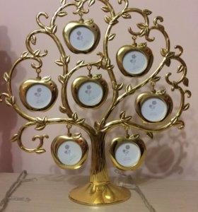 Дерево жизни Фоторамка