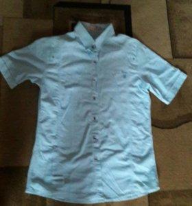 Рубашка тонкая м