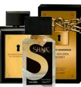 SHEIK 50ml номерная парфюмерия