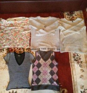Платья, кофты
