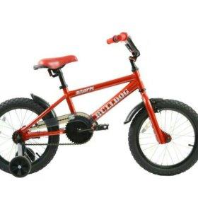 Велосипед детский STARK Bulldog 16