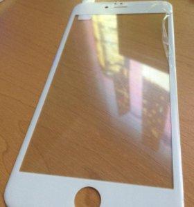 Стекло для iPhone 6 Plus