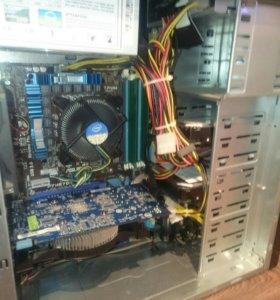 Intel Core i7 /4Gb DDR3/1TB/ GTX550Ti/550W