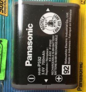 Аккумулятор Panasonic p-592
