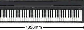 Цифровое пианино Yamaha p45 новое