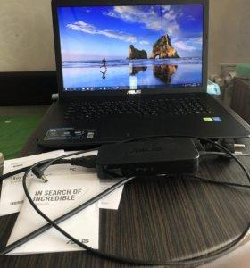 Ноутбук Asus X751LJ
