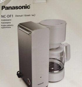 Кофеварка Panasonic NC-DF1 новая (в упаковке)