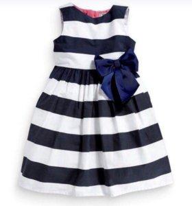 Платье новое 120 см