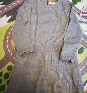 Платье шерсть Zara