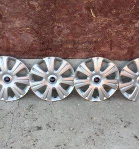 Колпаки Форд Фокус для дисков 16'