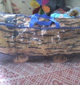 Спальный мешок. Одеяло