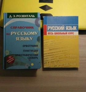 Розенталь справочник по русскому языку