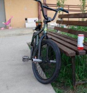 BMX-Трюковой велосипед