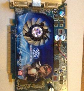 Видеокарта Sapphire Radeon HD 2600XT GDDR3