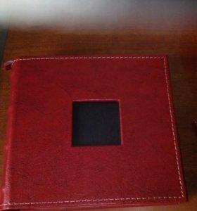 Набор из 3 альбомов и коробочки для хранения