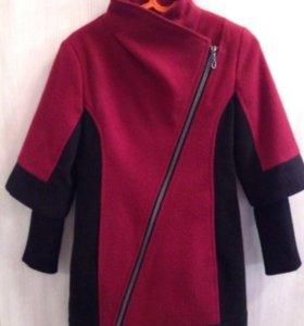 Пальто, рост 128-134
