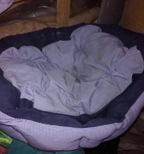 Лежанки и одежда для маленькой собачки