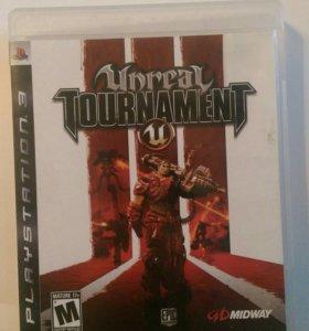 Unreal tournament для ps3