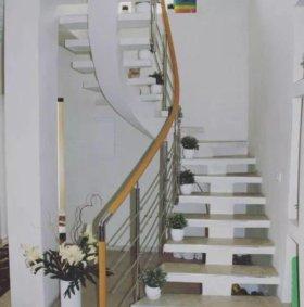 Строительство и отделка лестниц БЕЛСТЕП