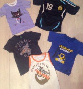Детская одежда 92-98-104-110