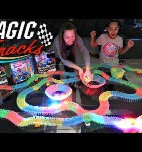 Невероятная дорога   Magic Tracks Гибкий трек