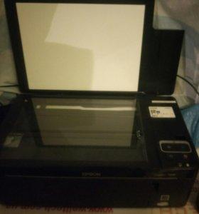 Принтер-сканер Epson