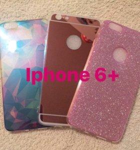 Чехол Iphone 6+ новые