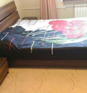 Кровать+тумбы